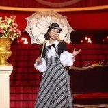 Usun Yoon es Concha Piquer en la Gala 7 de 'Tu cara me suena 8'