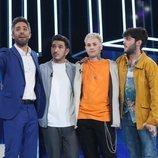 Bruno, Hugo y Rafa, nominados tras la Gala 6 de 'OT 2020'