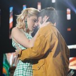 "Rafa y Samantha interpretan ""La lista de la compra"" en la Gala 6 de 'OT 2020'"