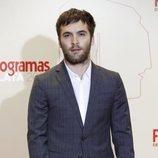 Ricardo Gómez posa en los Fotogramas de Plata 2018