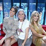 Sofía Suescun, Carmen Gahona, Oriana Marzoli, en 'Supervivientes 2020'