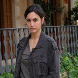 Megan Montaner en el rodaje de 'La caza. Tramuntana'