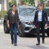 Megan Montaner y Félix Gómez ruedan 'La caza. Tramuntana'