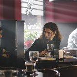Inés y Belén, enfadadas en el 20x19 de 'Cuéntame cómo pasó'