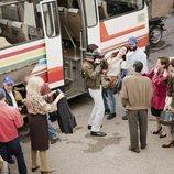 Los vecinos de San Genaro se van de viaje a Sevilla en el 20x19 de 'Cuéntame cómo pasó'