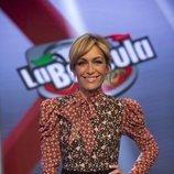 Luján Argüelles, conductora de la segunda temporada de 'La báscula' en Telemadrid