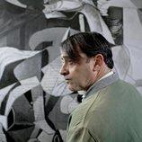 Toni Zenet es Picasso en la cuarta temporada de 'El Ministerio del Tiempo'
