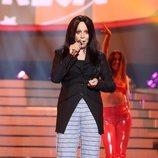 Belinda Washington imita a Cher en la Gala 8 de 'Tu cara me suena 8'
