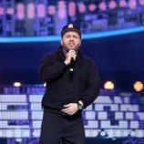 El Monaguillo imita a Nicky Jam en la Gala 8 de 'Tu cara me suena 8'