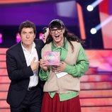 Jorge González es el ganador de la Gala 8 de 'Tu cara me suena 8'