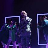 """Hugo Cobo interpreta """"Genius"""" en la Gala 7 de 'OT 2020'"""