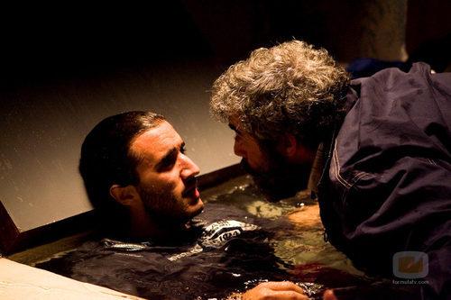 'Una bala para el Rey', la nueva miniserie de Antena3