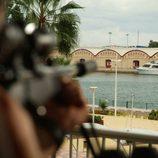 Francotirador en 'Una bala para el Rey'