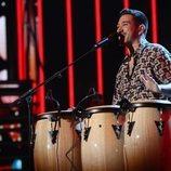 """Bruno canta """"Llegué hasta ti"""" en la Gala 7 de 'OT 2020'"""