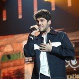 """Rafa interpreta """"Cojo el saco y me retiro"""" en la Gala 7 de 'OT 2020'"""