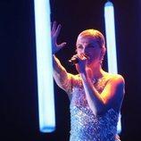 "Samantha interpreta ""Human"" en la Gala 7 de 'OT 2020'"