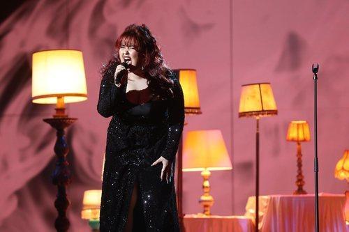 """Ariadna canta """"Al santo equivocado"""" en la Gala 7 de 'OT 2020'"""