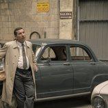 Antonio de la Torre es Melitón Manzanas en 'La línea invisible'