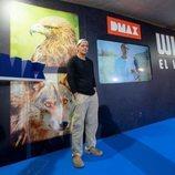 Frank Cuesta en la presentación de 'Wild Frank: El legado de Félix'