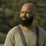 Bernard en la tercera temporada de 'Westworld'