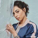 Mina El Hammani como Nadia en la temporada 3 de 'Élite'