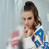 Claudia Salas como Rebeca en la temporada 3 de 'Élite'