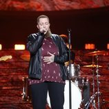 Belinda Washington imita a Rag'n'Bone Man en la Gala 9 de 'Tu cara me suena 8'