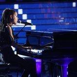 Nerea Rodríguez es Alicia Keys en la Gala 9 de 'Tu cara me suena 8'