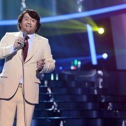 El Monaguillo es José Luis Perales en la Gala 9 de 'Tu cara me suena 8'