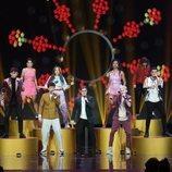 Los concursantes de 'OT 2020' cantan