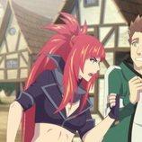 Saruka y Rubius en 'Virtual Hero'