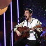 """Bruno canta """"La puerta violeta"""" en la Gala 8 de 'OT 2020'"""