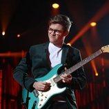 "Gèrard canta ""Brown Eyed Lover"" en la Gala 8 de 'OT 2020'"