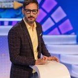Eugeni Alemany, presentador de 'Atrapa'm si pots'