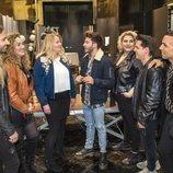Nicoline Refsing, Blas Cantó y sus coristas para Eurovisión 2020