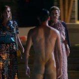 El desnudo integral de Álvaro Rico en la temporada 3 de 'Élite'
