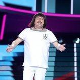 El Monaguillo es Two Man Sound en la Gala 10 de 'Tu cara me suena 8'