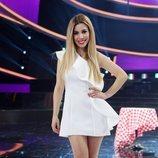 Natalia en la Gala 10 de 'Tu cara me suena 8'