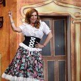 Belinda Washington es Dalida en la Gala 10 de 'Tu cara me suena 8'