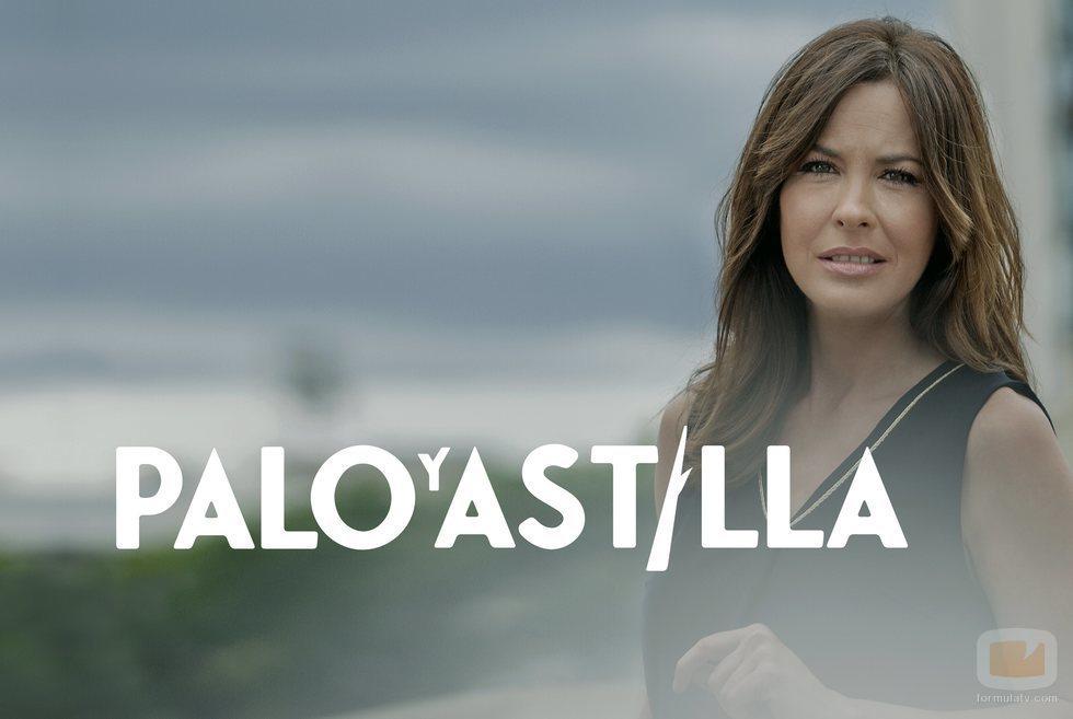 Cartel oficial del programa 'Palo y Astilla' con Mamen Mendizábal
