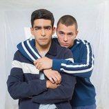 Omar y Ander en la temporada 3 de 'Élite'