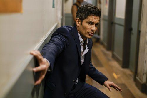 Melendez mantiene la calma en la tercera temporada de 'The Good Doctor'