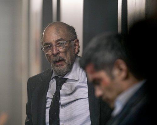 Glassman en el final de la tercera temporada de 'The Good Doctor'