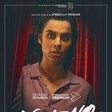 Jedet en el cartel promocional de 'Veneno'
