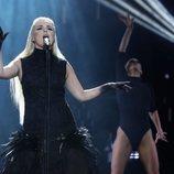 Cristina Ramos es Paloma Faith en la Gala 11 de 'Tu cara me suena 8'