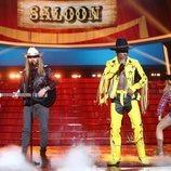 Los Gemeliers son Lil Nas X y Billy Ray Cyrus en la Gala 11 de 'Tu cara me suena 8'