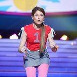 Sara Escudero es María Isabel en la Gala 11 de 'Tu cara me suena 8'
