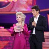 Nerea Rodríguez, ganadora de la Gala 11 de 'Tu cara me suena 8'
