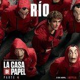 Póster de Río para la cuarta parte de 'La Casa de Papel'
