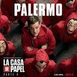Póster de Palermo para la cuarta parte de 'La Casa de Papel'